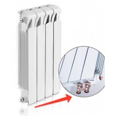 Радиатор биметаллический Rifar Alum Ventil 350